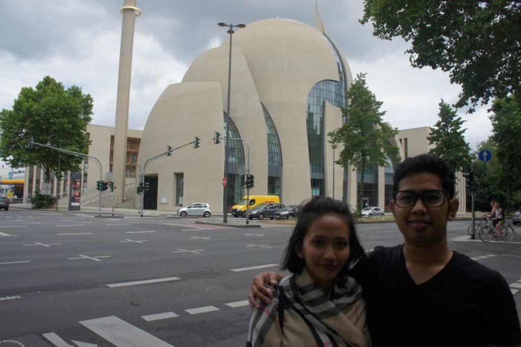 Grand Mosque Koln