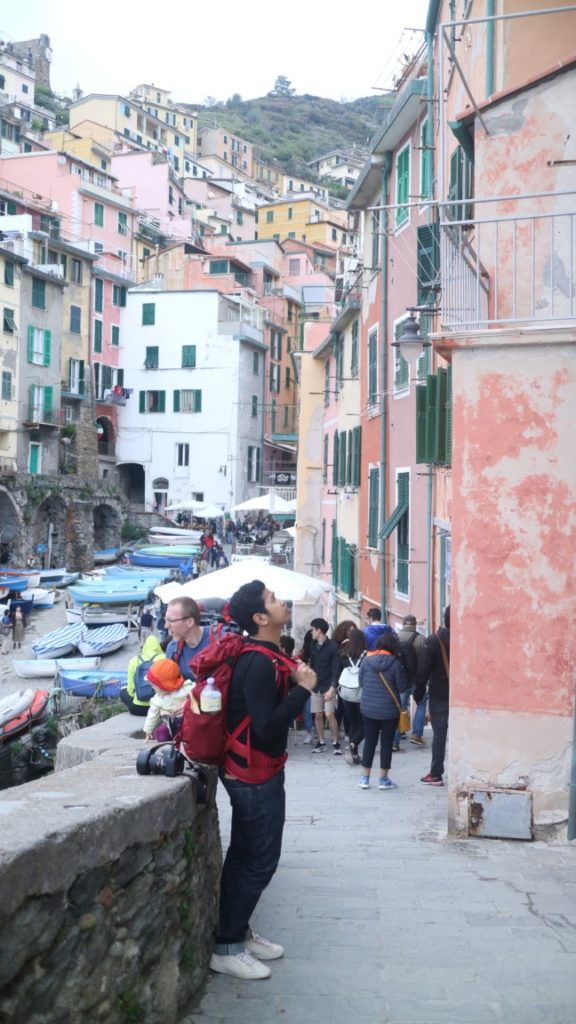 Backpack Trip to Italy Tips