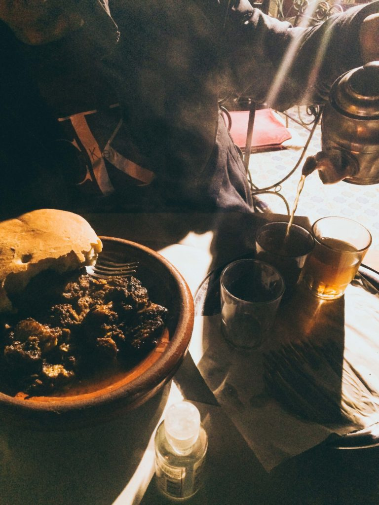 What to eat in Morocco